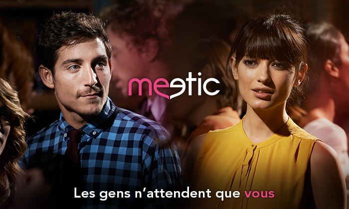 Pub Meetic