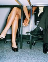 trouver amour au travail