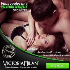 Victoria Milan site de rencontre payant pour infidélité