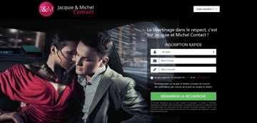 Jacquie et Michel Contact